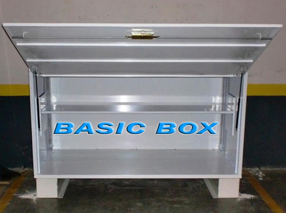 Basic box armario trastero para garaje Armario para garaje